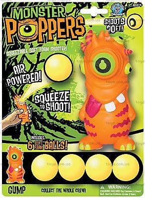 Одноглазый монстр-поппер Gump, 26220, фото