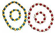 Ожерелье с браслетом в наборе, Д373у