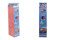 "Карандаши ""Wheel drive"", Kidis, гнущиеся, 6 цветов (6 наборов в упаковке), 7432, тойс ком юа"