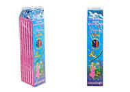 """Карандаши цветные Kidis """"Princess world"""" гибкие, 6 цветов (6 наборов в упаковке), 7429, интернет магазин22 игрушки Украина"""