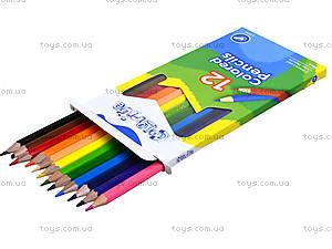 Цветные карандаши Marco Colorite, 12 цветов, 1100-12CB, купить