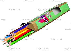 Карандаши цветные Marco Grip-Rite, 12 цветов, 9100-12CB, фото
