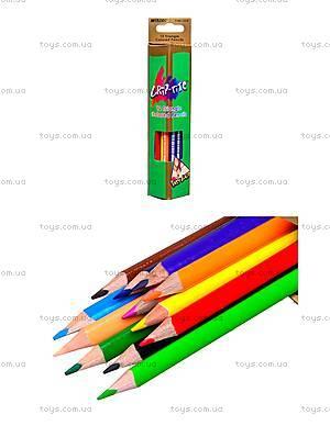 Карандаши цветные Marco Grip-Rite, 12 цветов, 9100-12CB
