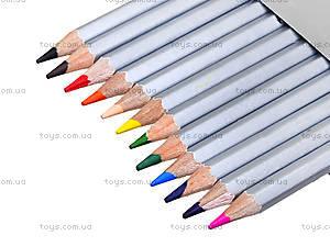 Цветные карандаши Marco Raffine, 12 цветов, 7100-12CB, купить
