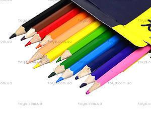 Цветные карандаши Marco Superb Writer, 12 цветов, 4100-12CB, купить