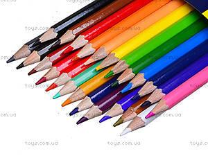 Цветные карандаши Marco Superb Writer, 24 цвета, 4100-24СВ, купить