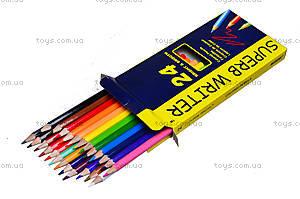 Цветные карандаши Marco Superb Writer, 24 цвета, 4100-24СВ, фото