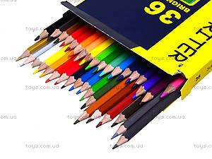 Цветные карандаши Marco Superb Writer, 36 цветов, 4100-36СВ, отзывы