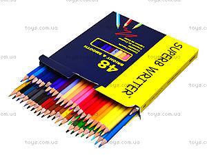 Цветные карандаши Marco Superb Writer, 48 цветов, 4100-48СВ, фото