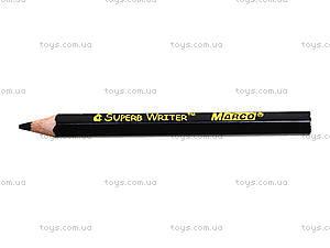 Карандаши цветные Marco Superb Writer, 4100-6СВ, фото