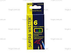 Карандаши цветные Marco Superb Writer, 4100-6СВ, отзывы