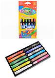 Карандаши пастель масляные, 12 цветов COLORINO, 14052PTR, фото