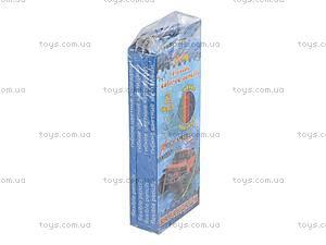 """Карандаши пластиковые """"HIGH SPEED"""", 12 цветов (4 набора в упаковке), 13318, купить"""
