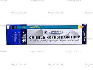 Графитный карандаш HB, 12 штук, 72901-NV, отзывы