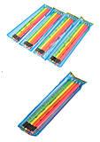 Набор карандашей графитовых NEON НВ, с резинкой, 4шт, BM.8520-4, игрушка