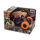 Оранжевая машинка «Монстр», KLX500-363A