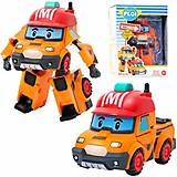 Оранжевый робот - машинка Поли, 83168BM, фото