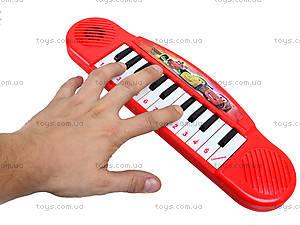Игрушечный музыкальный орган «Мультики», 36889870615, фото
