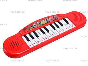 Игрушечный музыкальный орган «Мультики», 36889870615, игрушки