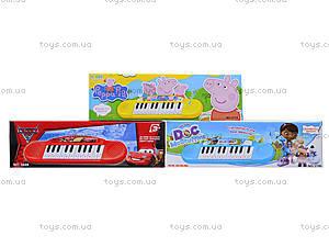Игрушечный музыкальный орган «Мультики», 36889870615, магазин игрушек