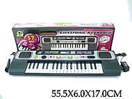 Детский орган на 37 клавиш, MQ827USB, фото