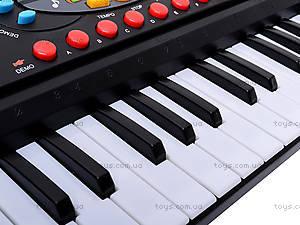 Орган для детей с микрофоном, MQ3724, фото