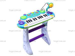 Орган для деток со стульчиком, BB335B, купить