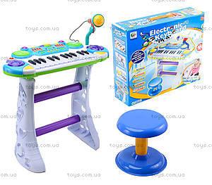 Орган для деток со стульчиком, BB335B