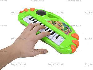 Игрушечный синтезатор с подсветкой, J67-0102(0304), купить