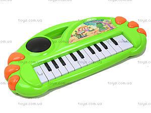 Игрушечный синтезатор с подсветкой, J67-0102(0304), цена