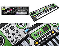 Орган с микрофоном для пения, MQ-823USB, купить