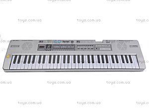 Электронный синтезатор для детей, MQ6110, фото