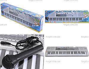 Электронный синтезатор для детей, MQ6110