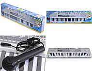 Электронный синтезатор для детей, MQ6110, купить