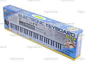 Электронный синтезатор для детей, MQ6110, отзывы
