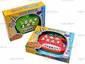Орган музыкальный, 2 вида, 6680AB, игрушки