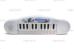 Орган музыкальный «Школа монстров», 3712, фото