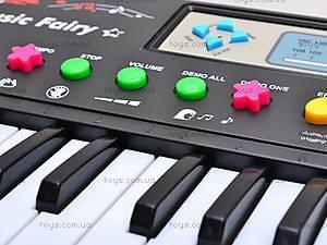 Орган на 37 клавиш с FM радио, MQ-003FM, фото