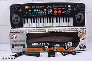 Орган на 37 клавиш, с микрофоном, MQ-803USB