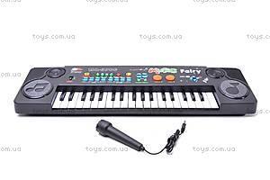 Орган на 37 клавиш с микрофоном, MQ3706, фото