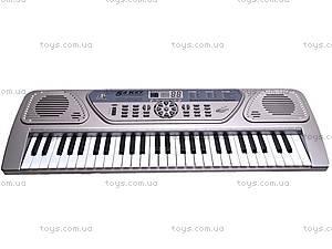 Орган на 54 клавиши с микрофоном, MQ5416, купить