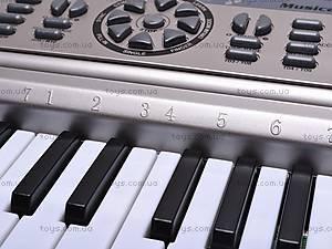Орган на 54 клавиши с микрофоном, MQ5416, отзывы