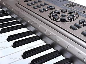 Орган на 54 клавиши с микрофоном, MQ5416, цена