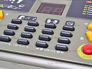 Орган на 54клавиши, с USB-портом, MQ-806USB, фото