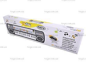 Орган от сети, с микрофоном, MQ-3201