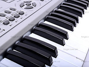 Орган с микрофоном, 37 клавиш, HL-3759, купить