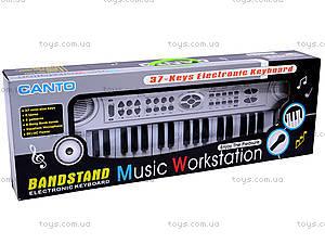 Орган с микрофоном, 37 клавиш, HL-3759, фото