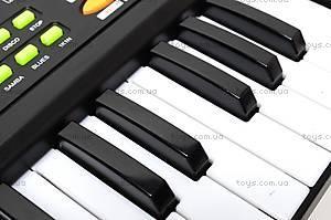 Орган с микрофоном для детей, HL-3758, игрушки