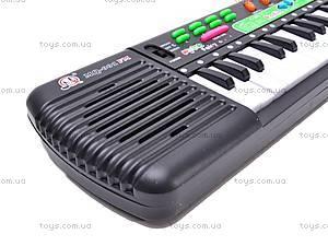 Орган с микрофоном и FM-радио, MQ-001FM, фото