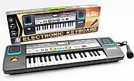 Орган с микрофоном 37 клавиш, MQ3782, купить